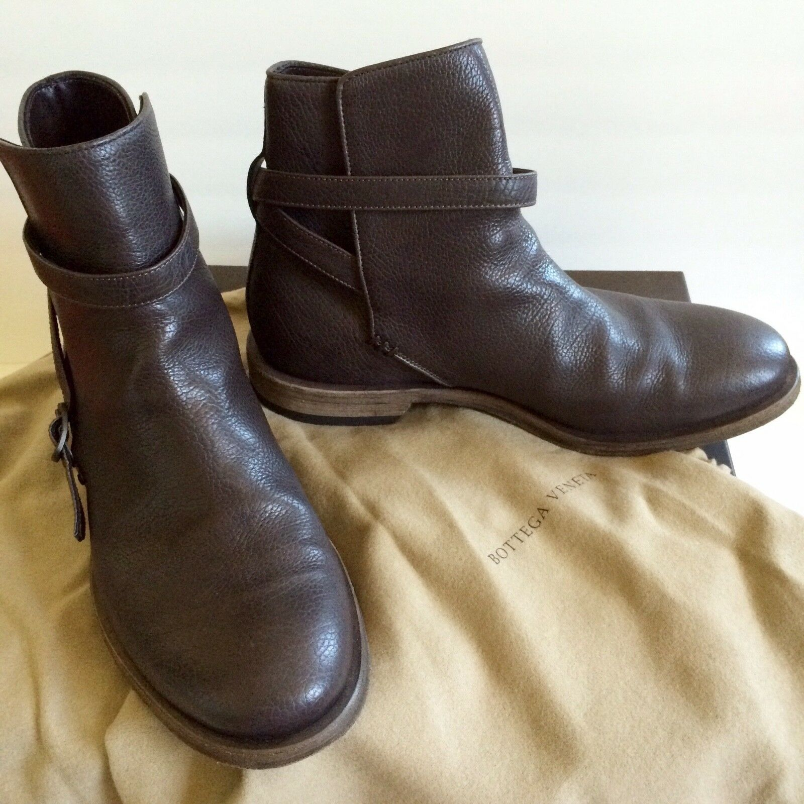 NEW CATERPILLAR CAT STEEL TOE WORK BOOTS MENS 10 STYLE: ELECTRIC BROWN