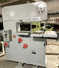 Wow Doall 36 Variable Speed Vertical Band Saw 36 3