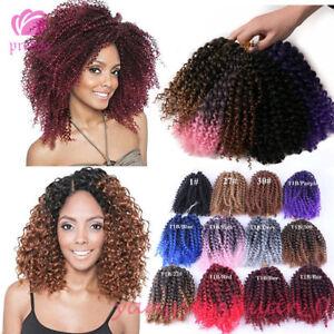 Image Is Loading Top Full Head Water Wave Deep Curly Crochet