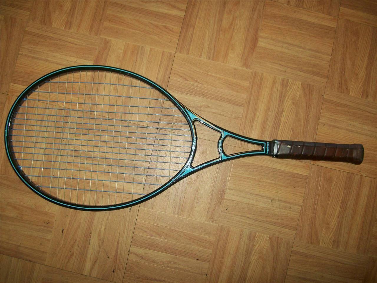 Wilson Sting OverTalla 4 3 8 Grip Tenis  Raqueta  garantía de crédito