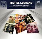 6 Classic Albums von Michel Legrand (2016)