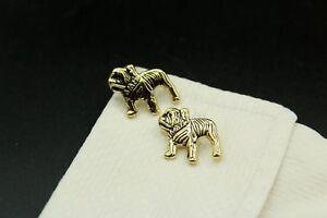Custom-Made-Cufflinks-Handmade-Bulldog-French-Marine-Corps-USMC-Dog-Gold-Mack