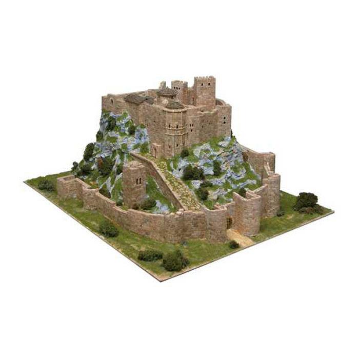 * Aedes Ars AS 1007 scala 1:200 Castillo de Loarre  Spagna