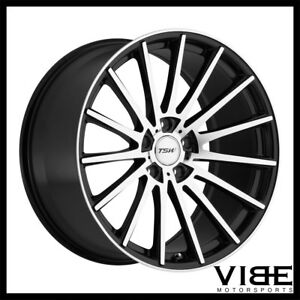 19-034-TSW-CHICANE-MACHINED-CONCAVE-WHEELS-RIMS-FITS-ACURA-TL