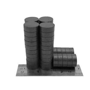Small c8 11mm x x 3mm diy mro craft fridge ferrite block magnets pks