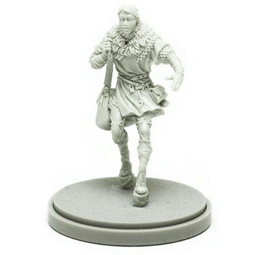 Details about  /Black Knight Squire Male Scale Model for Kingdom Death Board Game