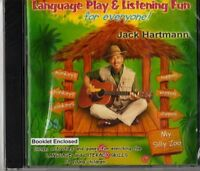 Jack Hartmann - Language Play & Listening Fun For Everyone [new Cd] on Sale