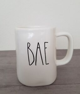 BRAND-NEW-RAE-DUNN-By-Magenta-BAE-Coffee-Tea-Mug-Farmhouse-Fall-Home-Decor