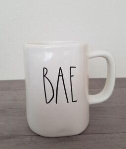BRAND NEW RAE DUNN By Magenta BAE Coffee Tea Mug Farmhouse Spring Home Decor