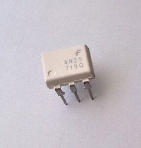 Circuito Optoacoplador : Circuito integrado n dip opto acoplador nte