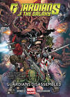 Guardians of the Galaxy: Volume 3: Guardians Disassembled (Marvel Now) by Brian Bendis (Paperback, 2015)