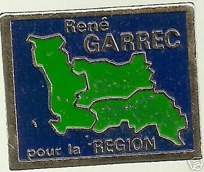 Normandy Rene Garrec - French Hat Lapel Pin HP2470