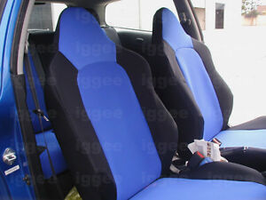 ACURA RSX LEATHERLIKE CUSTOM FIT SEAT COVER EBay - Acura rsx seat covers