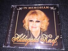 Hildegard Knef - In Memoriam CD NEU/OVP