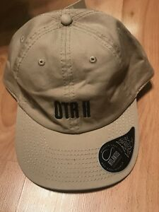 67402f45bc195 BEYONCE JAY-Z OFFICIAL 2018 OTR II TOUR Tan Dad Hat ON THE RUN Cap ...