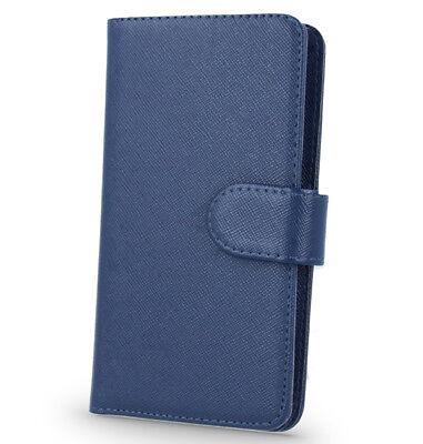 Handy Tasche für InFocus Book Case Klapp Cover Schutz Etui Hülle Flipcase Wallet