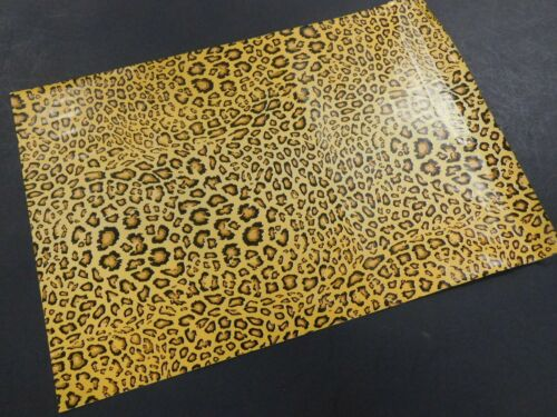 100 LEOPARD 10x13 Designer Mailers Poly Shipping Envelopes Animal Print Bags