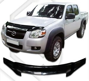 MAZDA BT50 BONNET GUARD PROTECTOR FOR MODEL YEAR 2007 ON