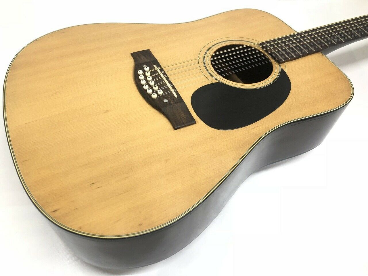 Greco W-160 acoustic guitar Japan rare beautiful vintage popular EMS F   S