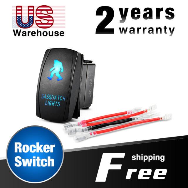 s l640 nilight led light bar wiring harness kit sasquatch lights 12v 5pin