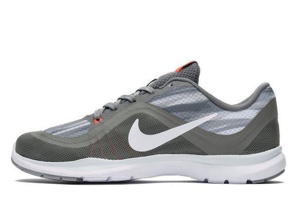 Nike Flex Trainer 6 6 6 Ragazze donna TRAINER (variabile dimensioni) Grigio nella casella Nuovo di Zecca   Alla Moda    Sig/Sig Ra Scarpa  65ecb4