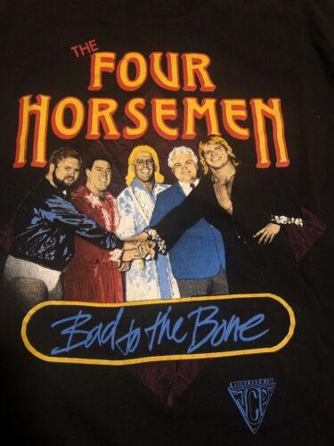 Vintage 80s Four Horsemen WWE NWO WCW WWF JCP Wres