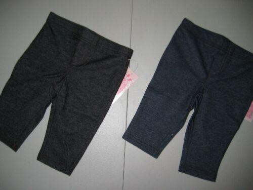 Misses Women/'s Plus Size Cotton Spandex Bike Shorts Jeans Faux Denim S-5XL USA
