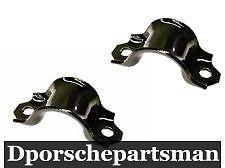 Porsche 911 / 924 / 930 / 944 / 968 Retaining Bracket For Sway Bar ( 2 ) NEW #NS