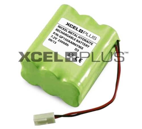Infinite PRIME Alarm Control Panel Battery INF-BATPNL Siren INF-BATWES