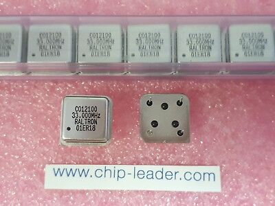 Crystal Oscillator 2.4MHz see picture 2x Toyo Com TCO-745AW 2.4MHz