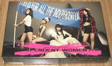 MISS A Independent Women Pt.Ⅲ THE 5TH PROJECT MINI ALBUM 2PM K-POP CD