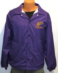 vtg-WESTERN-PACIFIC-AIRLINES-Windbreaker-LARGE-90s-jacket-lined-plane-purple-L