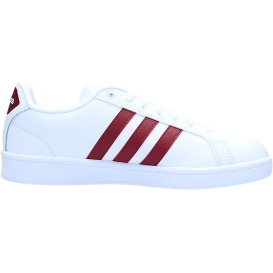 SHOES ADIDAS CF ADVANTAGE WHITE Borderau-9