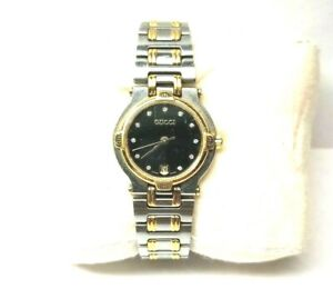 7dfbbf0ef58 Image is loading Authentic-Ladies-Gucci-Watch-9000L-Diamond-Markers-2-