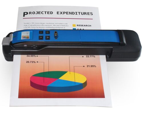 A4 Photo /& Document Multi-Function Colour Scanner Scan Book to Computer