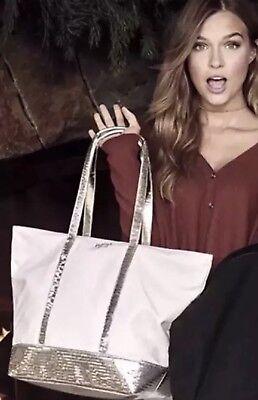 Victoria's Secret Limited Edition Glitter Tote Bag | eBay