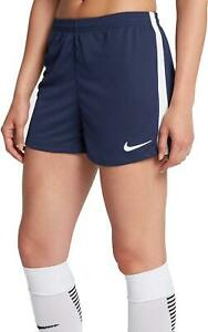 nike women's dry academy soccer shorts