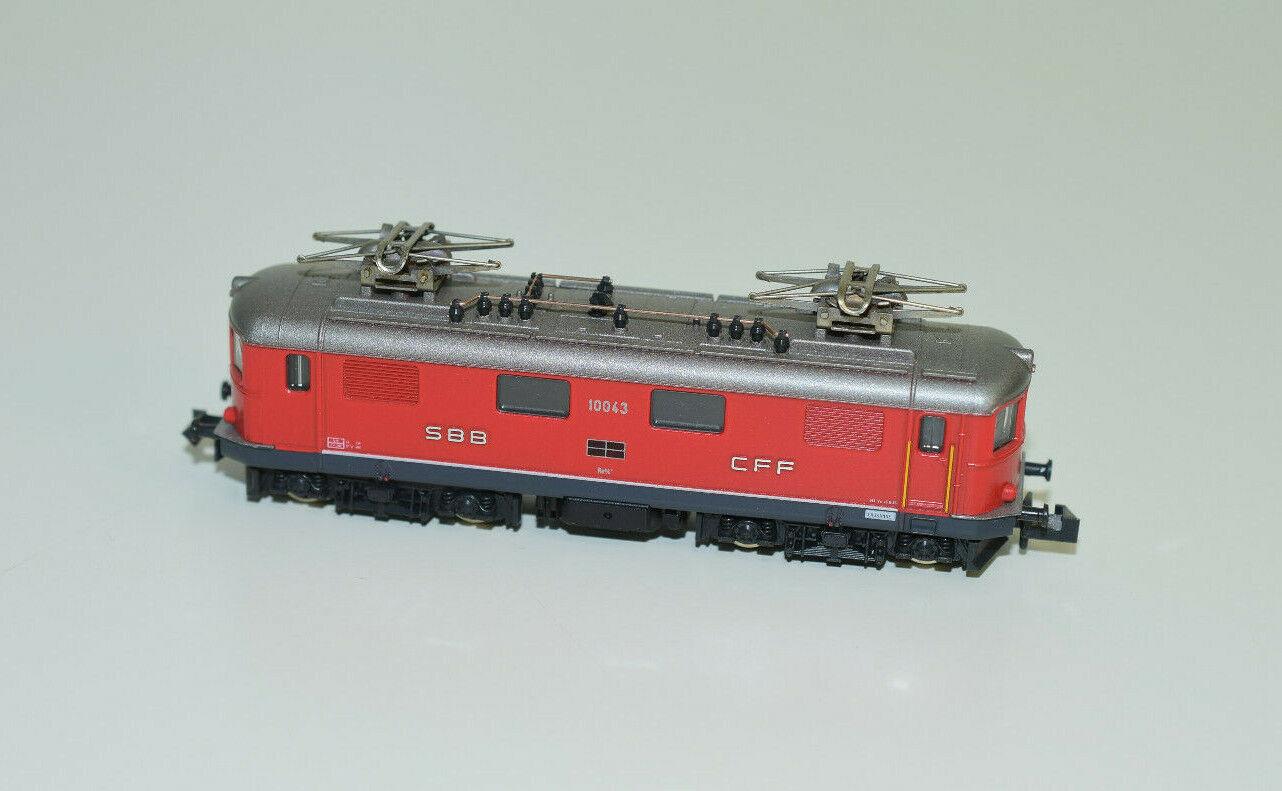 Hobbytrain Spur N - E-Lok Re 4 4  10043  der SBB CFF Art.-Nr. 11019    U 310