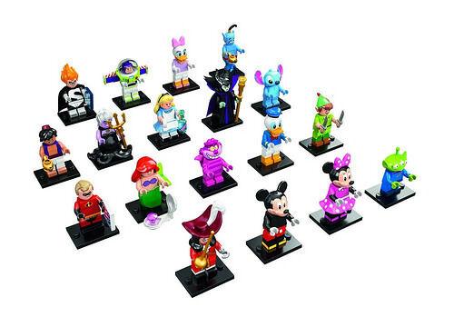 LEGO Collectable Mini Figure Series Disney Stitch 71012-1 DIS001 R1301