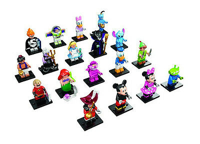 Glorioso Minifigures Series Lego Disney Pixar 71012 - Brand New - Pick From List Ultimi Design Diversificati