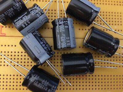 63V 10uF 12uF 22uF 47uF 82uF 180uF Aluminium Electrolytic Capacitors Multi Qty