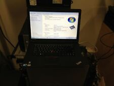 Lenovo Thinkpad Edge 15 Core i3 2.53GHZ CPU 4GB RAM 500GB HD Win 7 Pro Complete