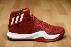 963bf06c188 Image is loading Adidas-Crazy-Bounce-Scarlet-Basketball-Shoe-B72768