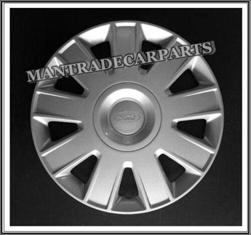 "KIT 4 COPRICERCHI COPPE RUOTA CERCHIO 15/"" FORD C-MAX 2007 WHEEL TRIMS 046515"