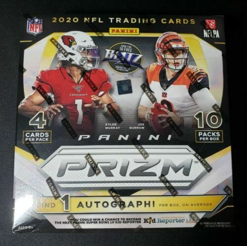NEW 2020 Panini Prizm NFL Cards | Megas, Blasters, Hangers & Cellos- YOU CHOOSE!