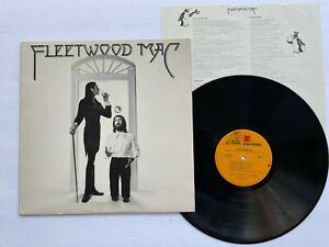 FLEETWOOD MAC Self-Titled 1975 LP Reprise MS 2225 w/ Insert EX/VG+