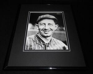 Eddie-Collins-Framed-11x14-Photo-Display-A-039-s-White-Sox