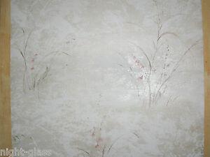 1 Rouleau De Papier Peint Ancien Tapisserie Murale/vintage Roll Wallpaper/n°169
