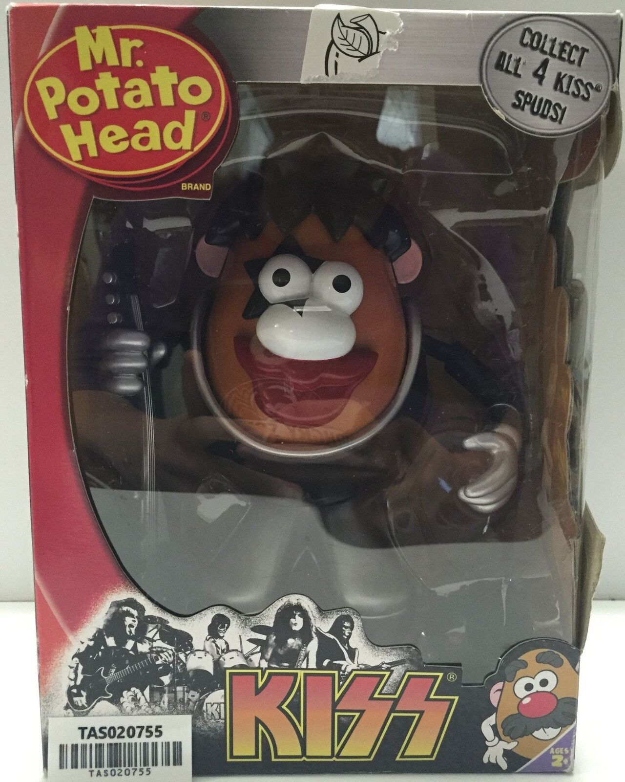 TAS020755  - Mr. Potato Head Brand - KISS Spud