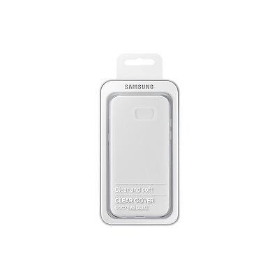 Genuine Original Samsung Galaxy A5 2017 / A7 2017 Clear Cover Back Soft Case